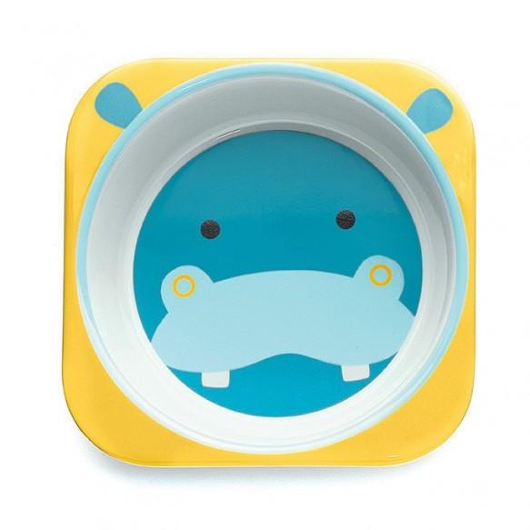 SKIP HOP Miska dla dziecka Zoo Hipopotam