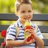 SKIP HOP Bidon ze słomką dla dzieci Zoo Małpa