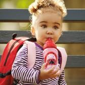 SKIP HOP Bidon ze słomką dla dzieci Zoo Biedronka