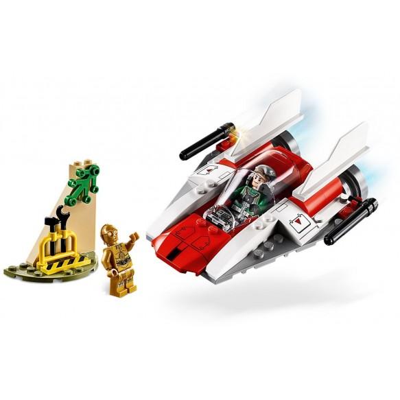 Rebeliancki myśliwiec A-Wing™ LEGO® Star Wars™