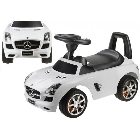 Jeździk Mercedes-Benz z Kierownicą