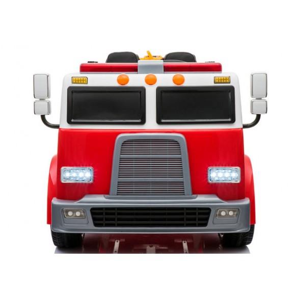 Pojazd na akumulator Straż Pożarna new