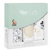 aden+anais Otulacz muślinowy Disney Mickey's 90th 3szt