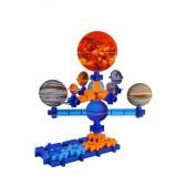 KORBO Klocki Space, 131 elementów