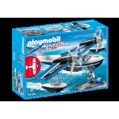 Playmobil 9436 Policyjny samolot wodny