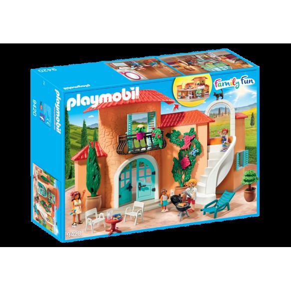 Playmobil 9420 Słoneczna wakacyjna willa