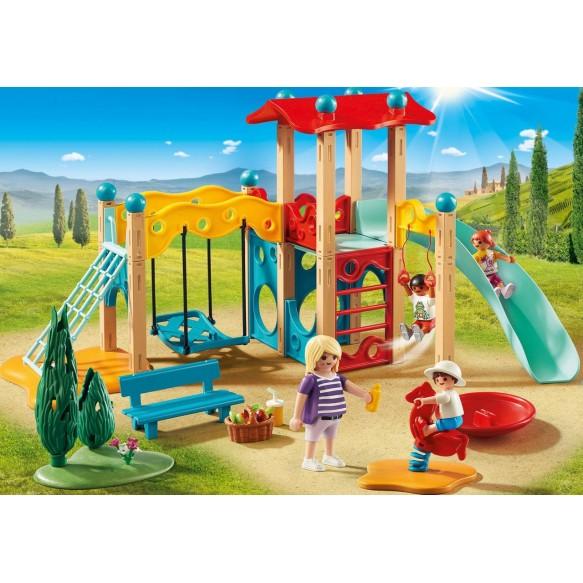 Playmobil 9423 Duży plac zabaw