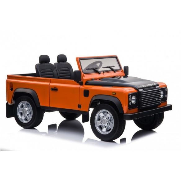 Pojazd na akumulator Land Rover DEFENDER