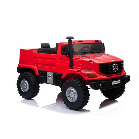 Pojazd Mercedes-Benz Zetros
