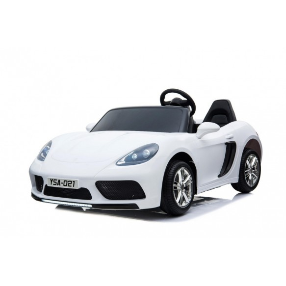 Pojazd na akumulator Perfecta Biały