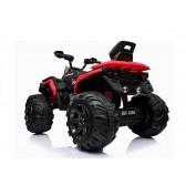Pojazd Quad na akumulator Maverick 2x45w czerwony