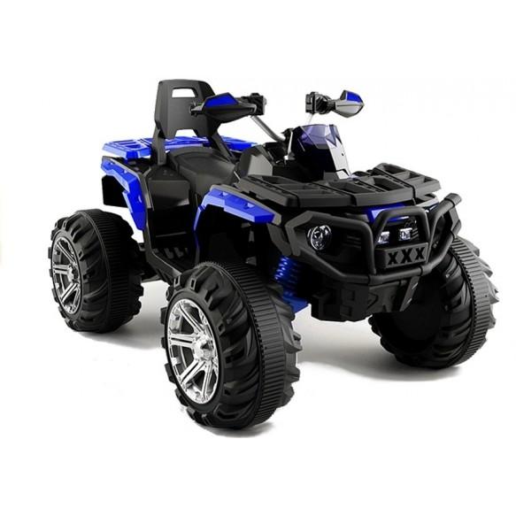 Pojazd Quad na akumulator Maverick 2x45w niebieski