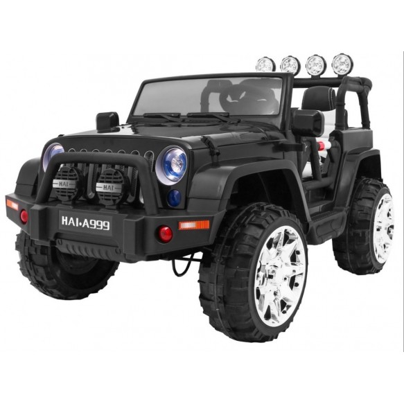 Pojazd na akumulator dla dziecka MASTER 4x4