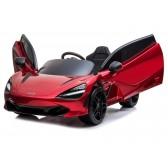 Auto na Akumulator Mc Laren 720S Czerwony Lakier