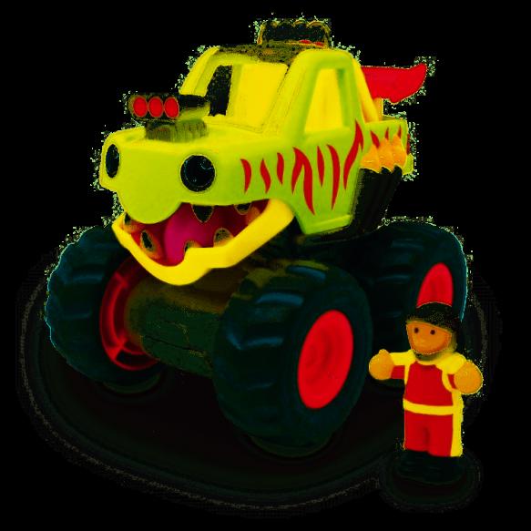 WOW Monster Truck Mack