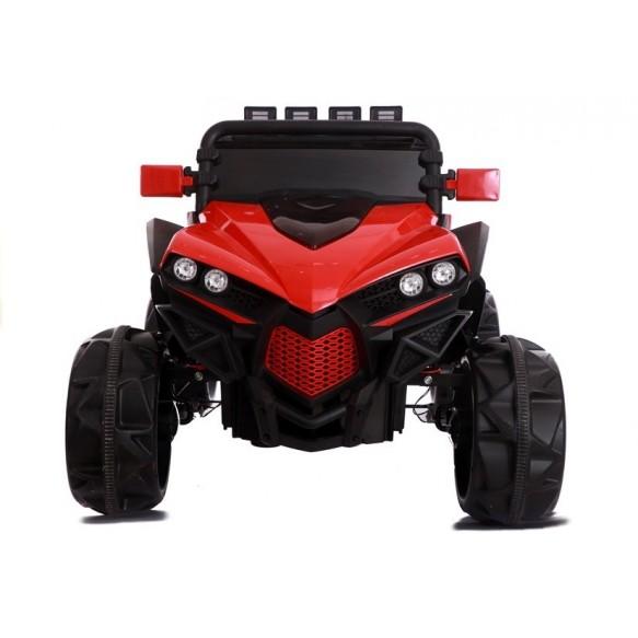 Auto na Akumulator XJL-588 Czerwony