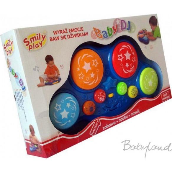 SMILY PLAY Baby DJ 2010
