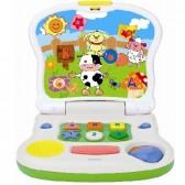 SMILY PLAY- Mój Pierwszy Laptop - Krówka 8071