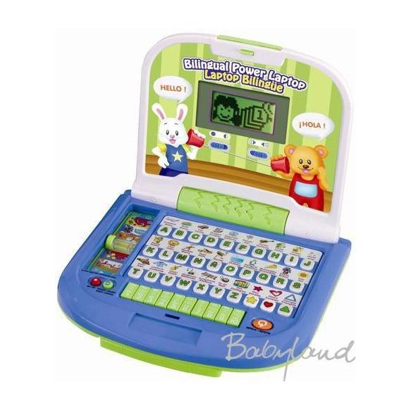 SMILY PLAY- Interaktywny Edukacyjny Laptop 8030