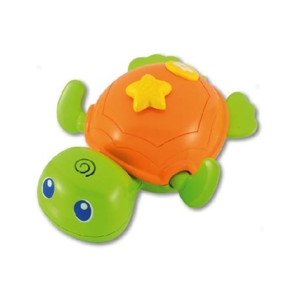 SMILY PLAY Chlapu Chlap - Żółwik 7101