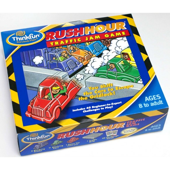 ThinkFun Rush Hour  Korek uliczny
