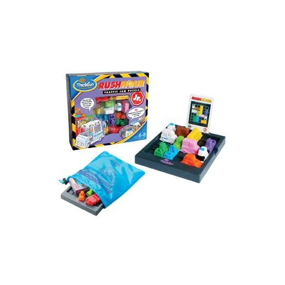 ThinkFun Rush Hour Jr. Korek uliczny
