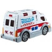 Dickie ambulans Dźwieki Światła